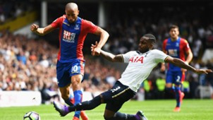 Andros Townsend Premier League Tottenham v Crystal Palace 20081