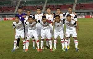 Vietnam U16 team