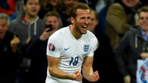 Harry Kane Euro 2016 qualifying England v Lithuania 270315
