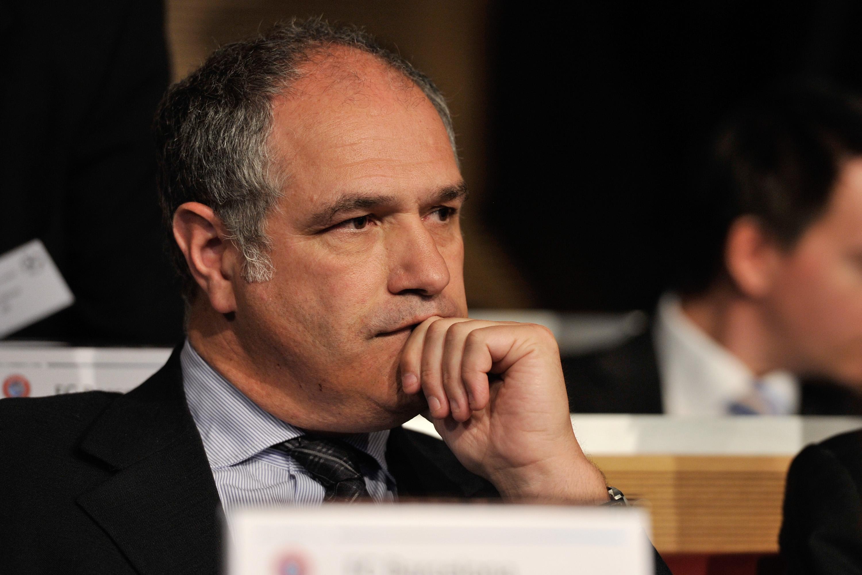 Barcelona sporting director Andoni Zubizarreta