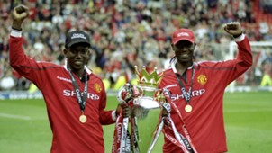 Dwight Yorke & Andy Cole | Manchester United