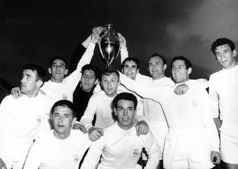 Real Madrid 1960