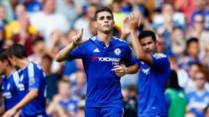 Oscar Chelsea Swansea City Premier League 08082015