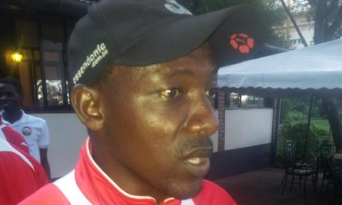 Kenya and Thika United coach John Kamau