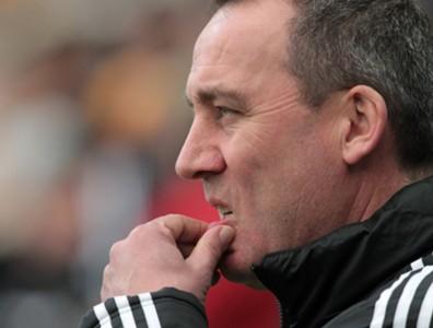 Fulham coach Rene Meulensteen