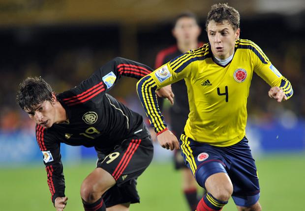 Santiago Arias - Selección Colombia