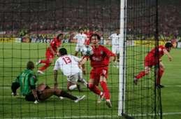 Liverpool v Milan Champions League 2005