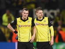 Kevin Grosskreutz Lukasz Piszczek Borussia Dortmund Real Madrid UEFA Champions League