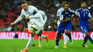 Wayne Rooney | England 5-0 San Marino | Euro 2016 qualifying | Wembley Stadium