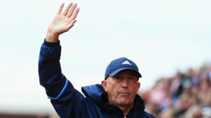 Tony Pulis Premier League Stoke v West Brom 240916