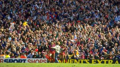 Crystal Palace 4-3 Liverpool (April 8, 1990)