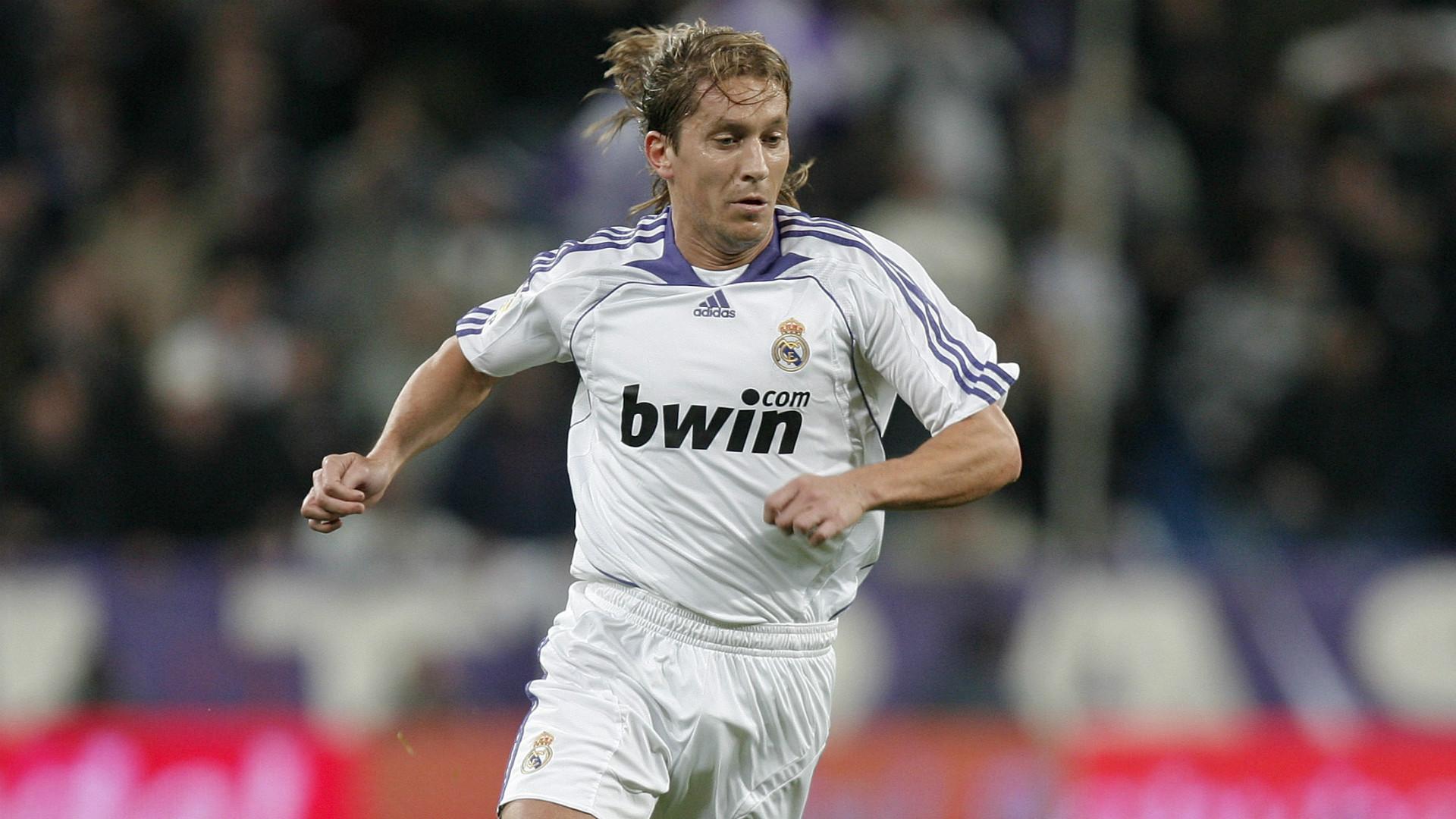HD Michel Salgado Real Madrid