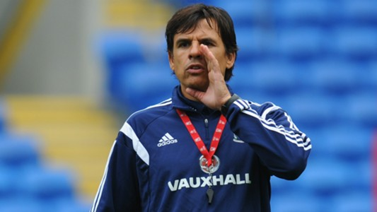 Chris Coleman Wales Euro 2016 030914