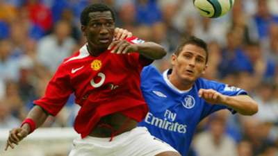 Eric Djemba-Djemba Manchester United