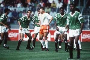 Egypt Netherlands 1990