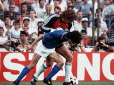 Paolo Rossi en Italia vs Alemania (España - 1982)