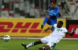 Gulf cup: Bader al-Motawaa & Saud kariri , Kuwait vs Saudi Arabia , Khaliji 21