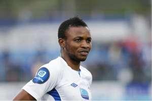 Umaru Zangalay Bangura of Sierra Leone
