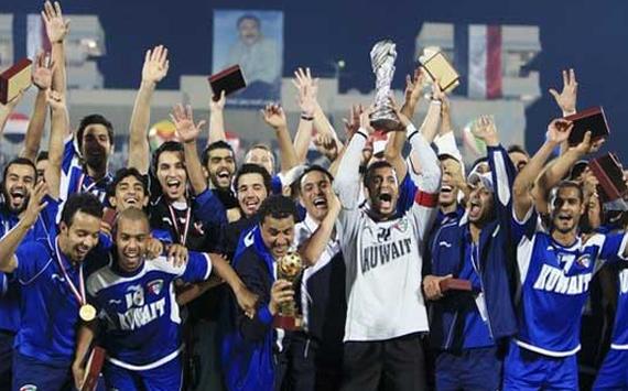 Kuwait Gulf Cup champions 20 in Yemen
