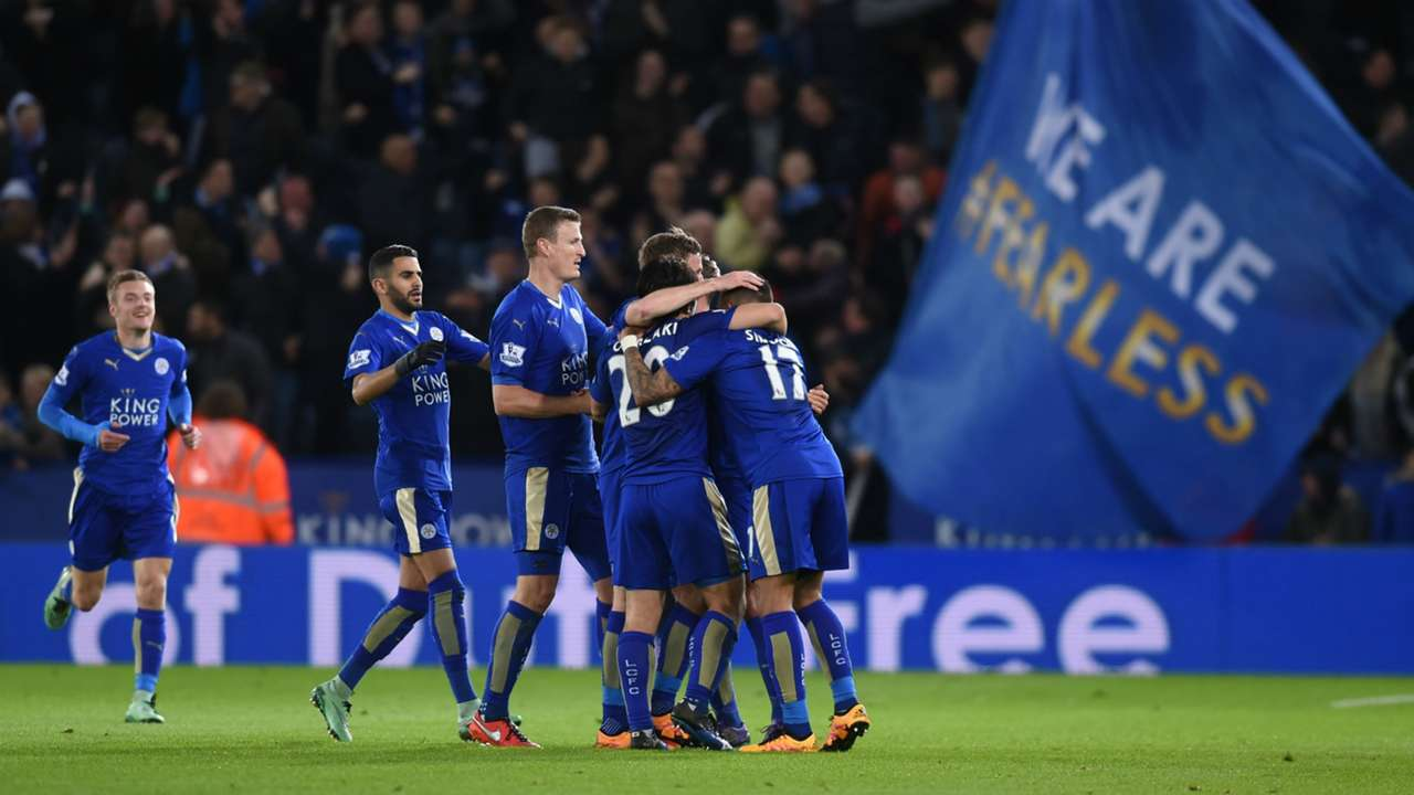 Leicester City West Brom