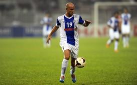 Lucho Figueroa - JDT (Johor Darul Ta'zim)
