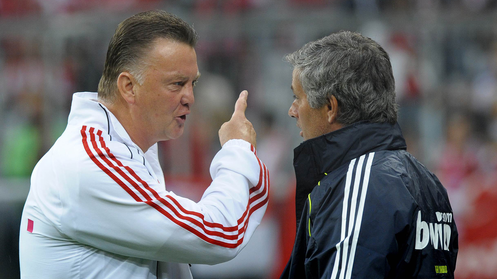 Louis van Gaal targets Manchester United revenge in final managerial hurrah