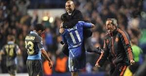Chelsea 4 Napoli 1 2012