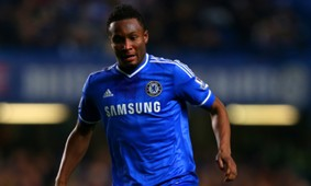 John Obi Mikel Chelsea English Premier League