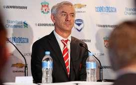 Ian Rush - Melbourne Victory v Liverpool