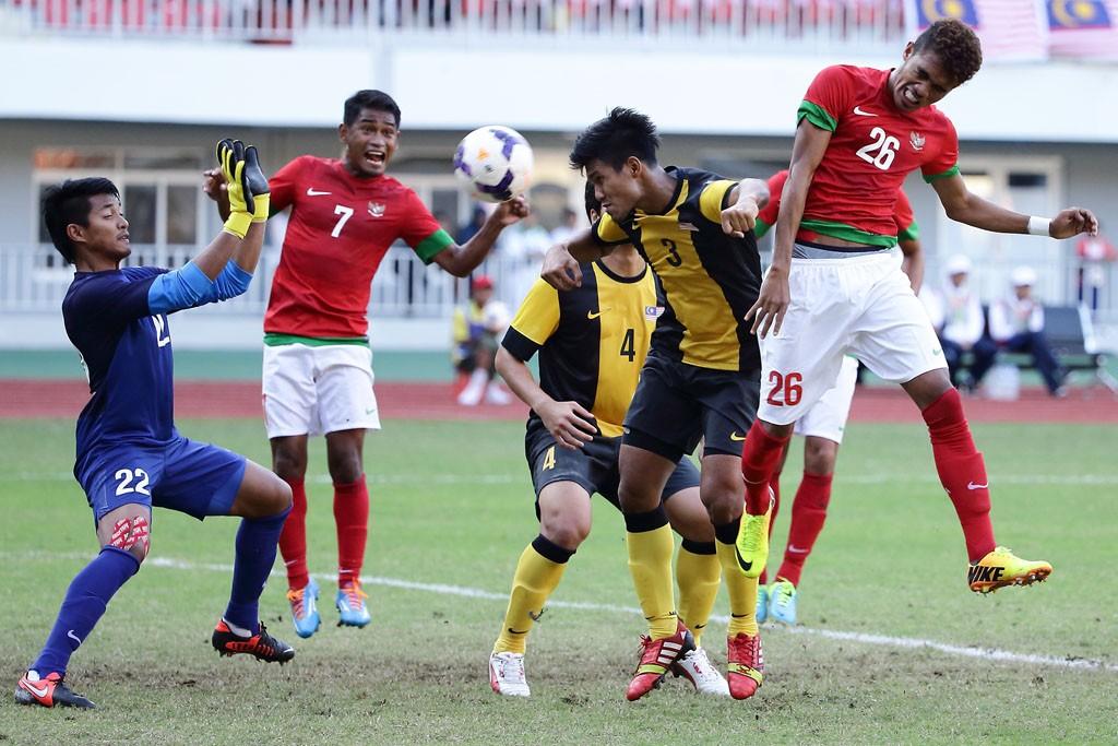 indonesia u 23 vs malaysia u 23 sea games 2013 w6509bmpqlue1iqs6yd0p9sfk - Asian Games Football Groups