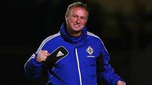 Michael O'Neill Northern Ireland Euro 2016 130913