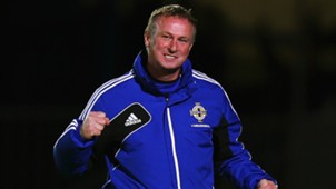 Michael O'Neill Northern Ireland Euro 2016 130913
