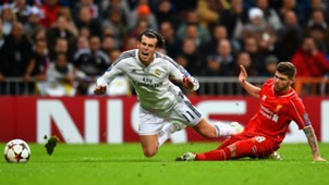 HD Gareth Bale Alberto Moreno Real Madrid Liverpool