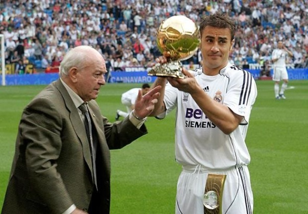 Image result for cannavaro ballon d'or