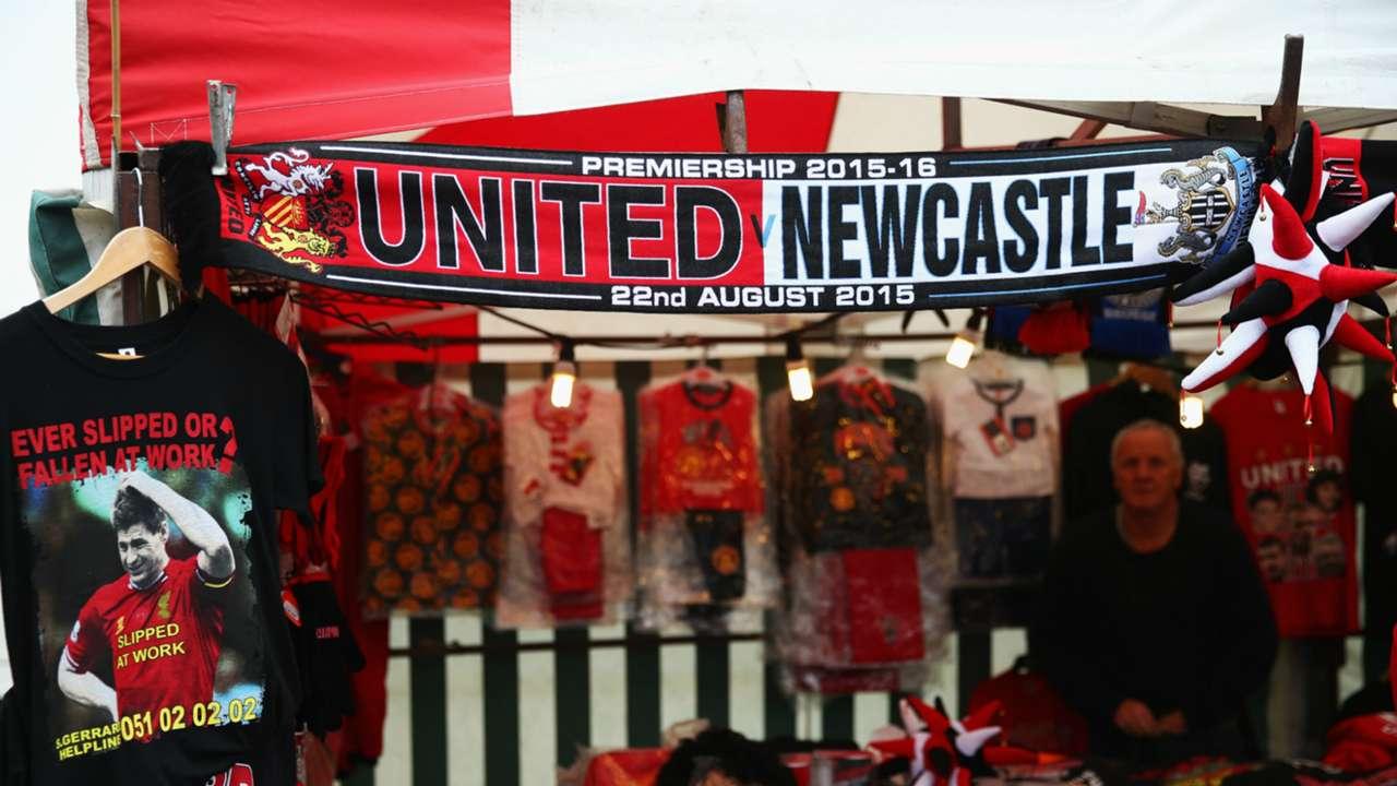 Saturday's Match Action   Manchester United v Newcastle   Premier League