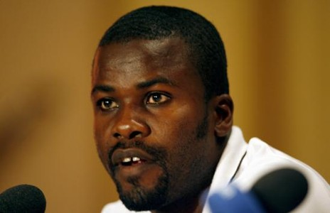 Samuel Kuffour former player of Bayern