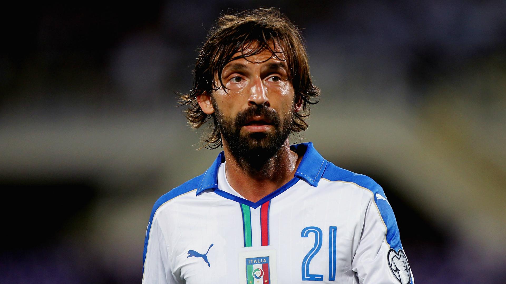Conte's Greatest XI/Andrea Pirlo