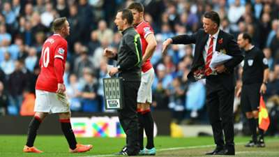 Louis van Gaal Manchester City Manchester United Premier League 02112014