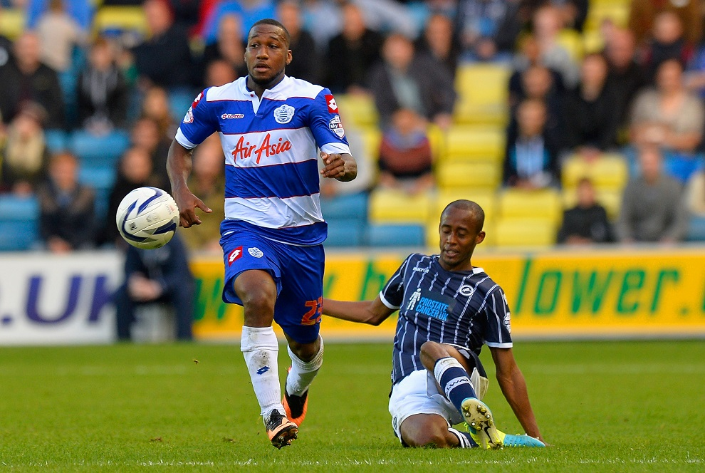 JUNIOR HOILETT MILLWALL V QPR LEAGUE CHAMPIONSHIP 10192013
