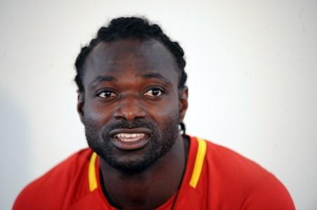 John Mensah Ghana