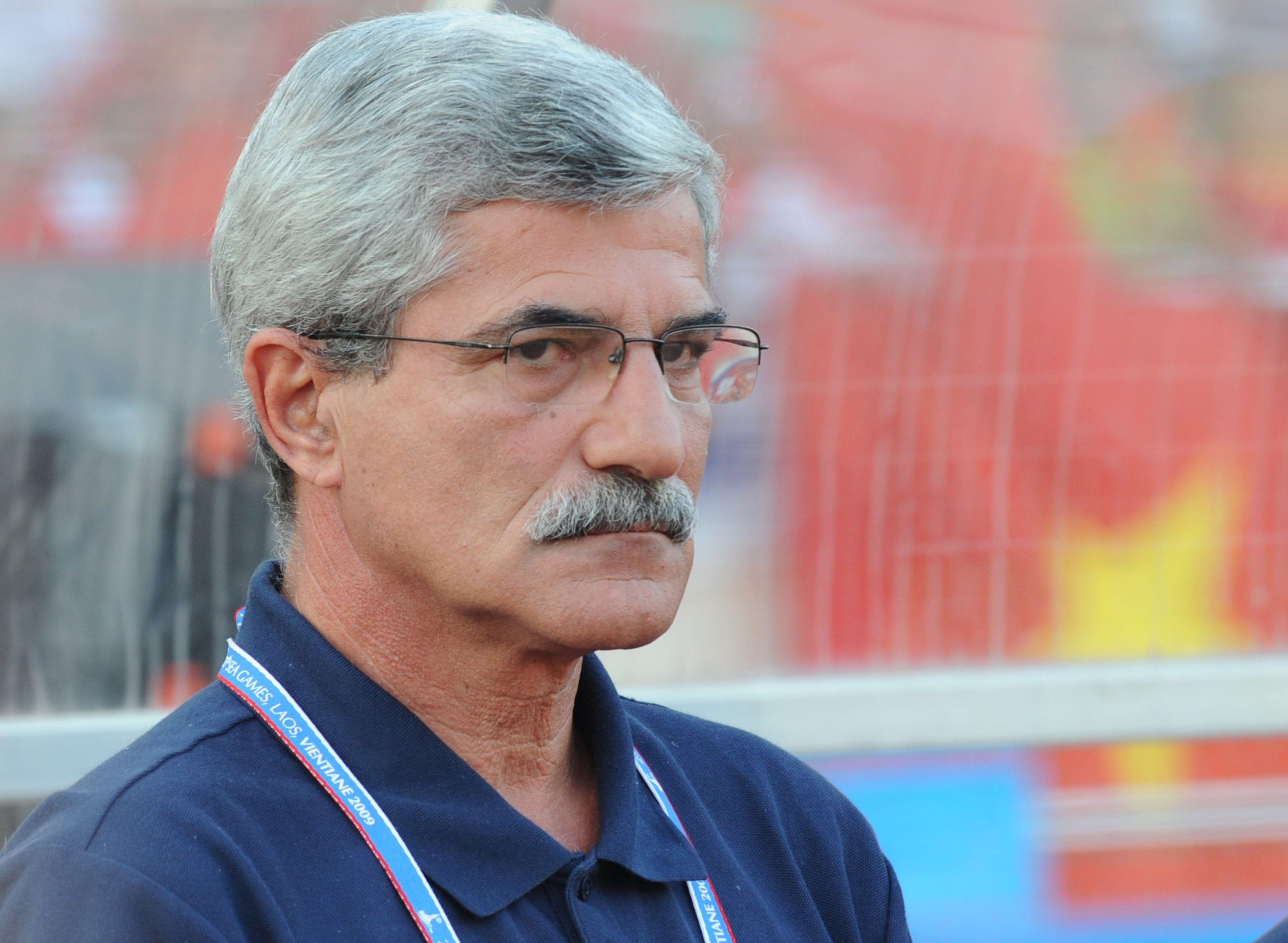 New Pacos Ferreira coach Henrique Calisto