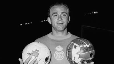 Alfredo Di Stefano, Real Madrid