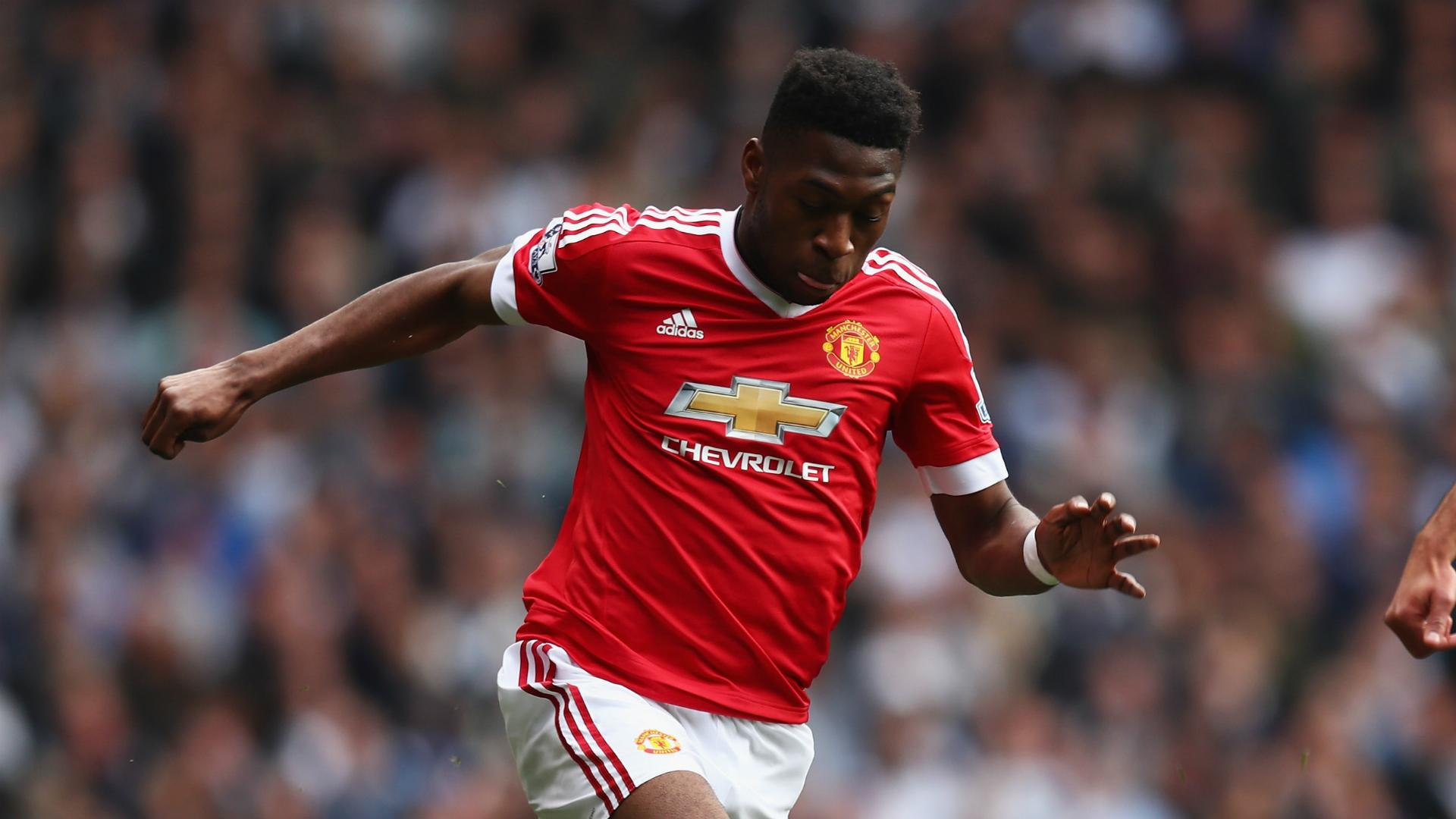 Timothy Fosu-Mensah Manchester United