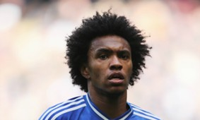 Willian Chelsea Everton Premier League
