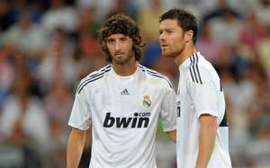 Xabi Alonso & Esteban Granero in Real Madrid