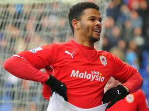 Fraizer Campbell Bolton Wanderers Cardiff City  FA Cup 01252014