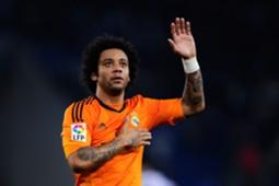 Real Madrid full-back Marcelo