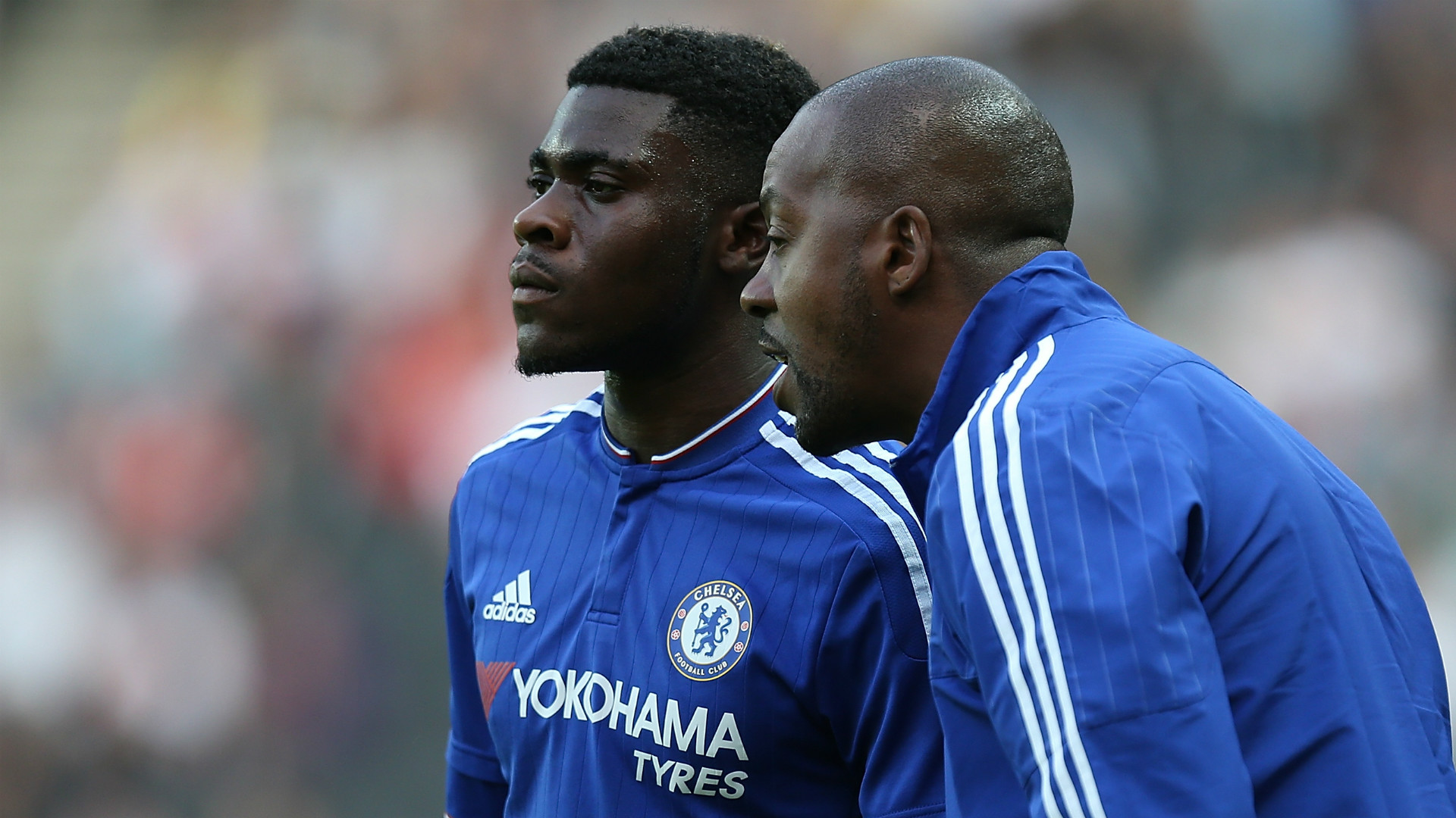 Jeremie Boga: Birmingham City sign midfielder on season loan from Stamford Bridge