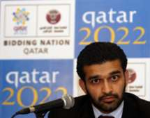 Hassan Abdulla Al Thawadi, the Chief Executive Officer of the Qatar World Cup 2022