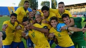 Brazil Toulon Tournament 2013